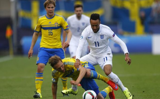 U21 - Džesi Lingard je heroj Engleske!