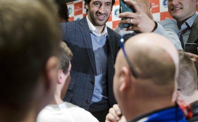 Povratak legende! U Realu kao trener!