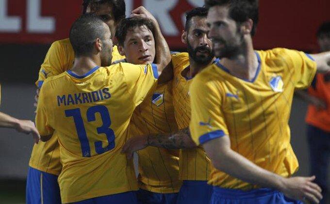 APOEL smenio Kecbaju zbog ispadanja iz Kupa