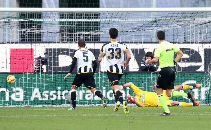 Udineze slavio protiv Empolija
