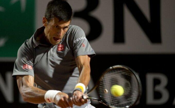 Novak nastavio pohod ka novoj tituli!