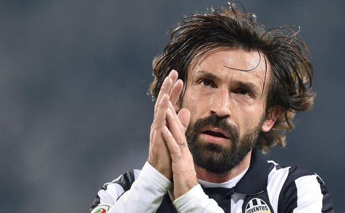 """Pirlo: """"Anćeloti je moj fudbalski otac!"""""""
