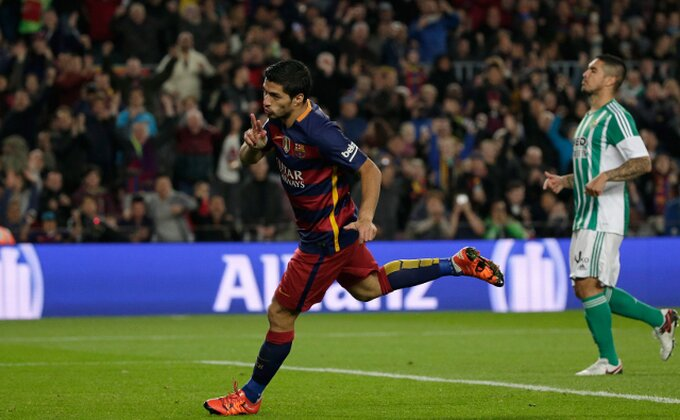 """Espanjol moli: """"Ne kažnjavajte Suareza!"""""""
