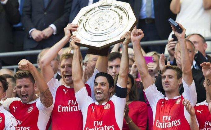Arsenal nudi Arteti mesto u 'stručnom štabu'
