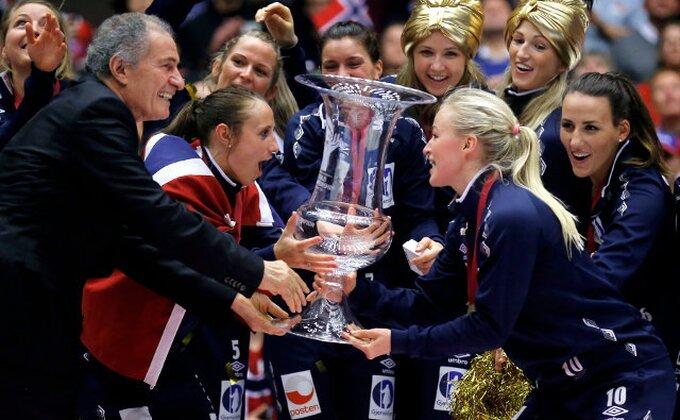 Norveška šampion sveta!