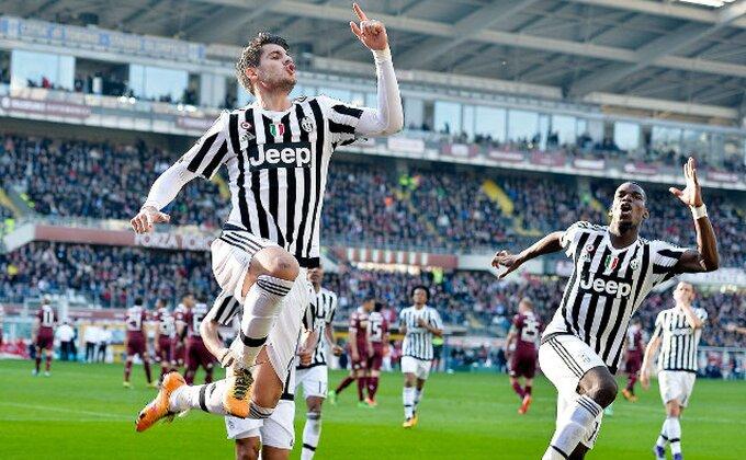 Morata heroj Juventusa, Milan ostavio srce i završio u suzama!