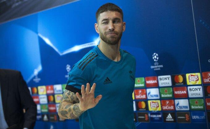 Najjači fudbaler na svetu ima poruku za Ramosa!