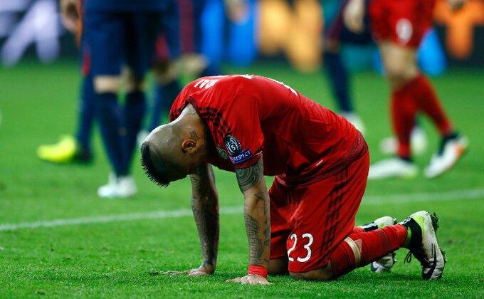 Sreća pogledala Real, Vidal kopirao Ramosa!