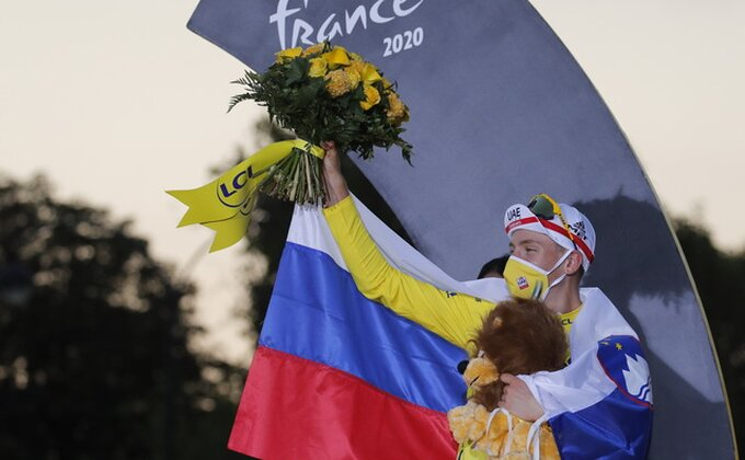 Tadej Pogačar je senzacionalni pobednik ''Tur d'Fransa'', koliko je zaradio?