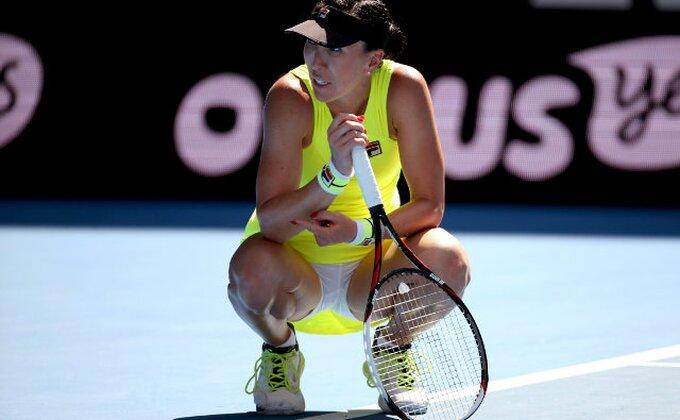 Doha - Jelena izgubila set, a onda ''ubacila u šestu brzinu''!