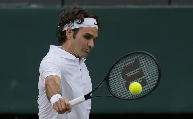 """Federer Noletu: """"Čestitam ti, zaslužio si trofej!"""""""
