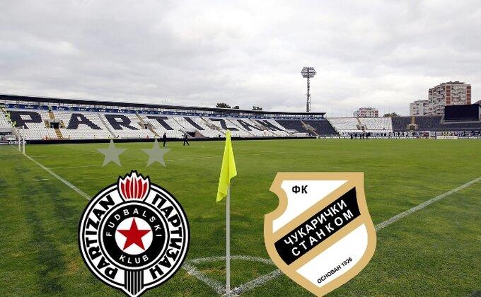 Partizanov ''veto''? Ko neće moći da igra u Humskoj u sredu?