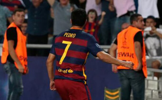 Još jedan signal da Pedro odlazi iz Barse?!