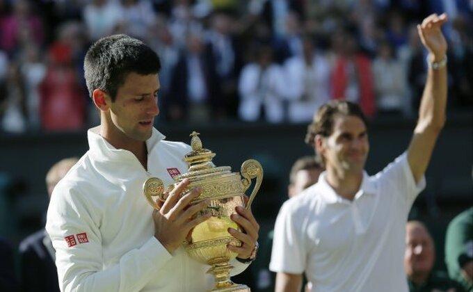 Džimi Konors o duelu Đoković-Federer: ''Tenis za uživanje!''
