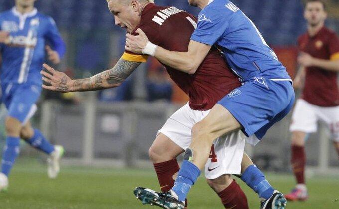 Derbi Mančestera za fudbalera Rome