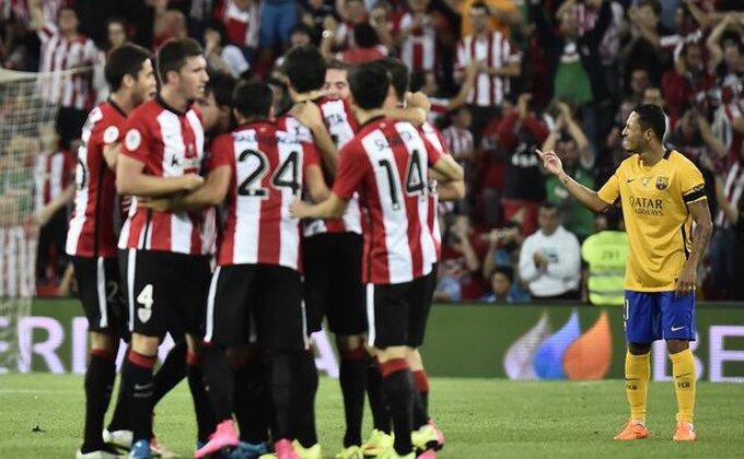 Bilbao deklasirao Barselonu!