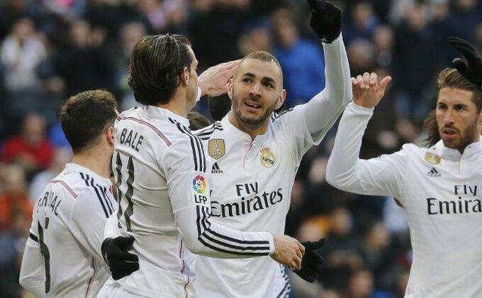 """Benzema: """"Možda sam lenj, ali postižem golove"""""""