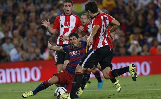 To ni Barsa ne stiže - Aduric potvrdio Bilbaov trofej!