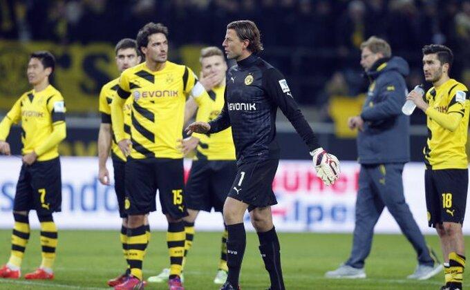 Dortmund - Pad crno-žute monarhije
