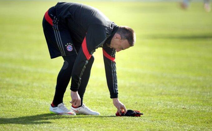 Bliži se povratak Franka Riberija