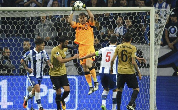 Ovako je Kasiljas spasio Porto