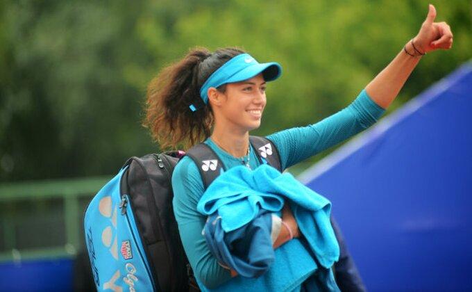 """Danilovićeva: """"WTA finale sa samo 17 godina..."""""""