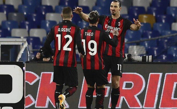 Milanu derbi u Napulju, Ibra za slavlje i brigu ''Rosonera''!