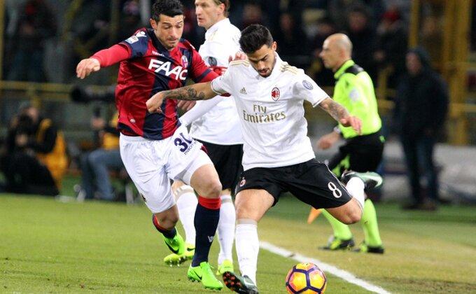 Fantazija u Bolonji, Milan slavio sa dva igrača manje!
