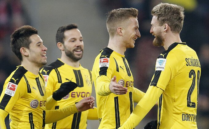 Traktorista spasio Dortmund ispadanja iz Kupa