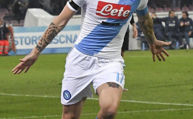 Proključao Vezuv, Inter nije dorastao Napoliju!