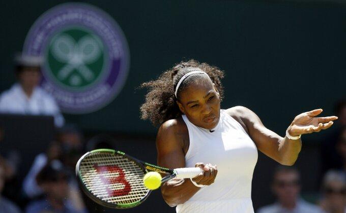 Posle Novaka, ispala i Serena!