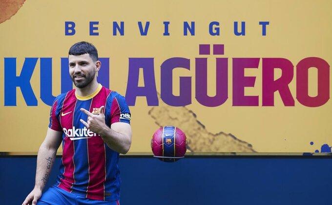 Aguero na promociji otkrio i najvažniju vest, svi znamo o kome!