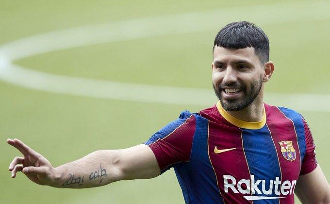 """Aguero o Barseloni: """"Ma, kakav novac, mnogi bi želeli da su na mom mestu!"""""""