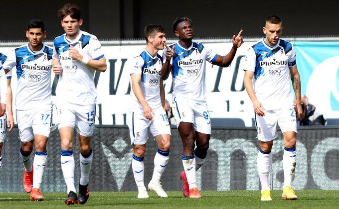 Atalanta u Ligi šampiona!