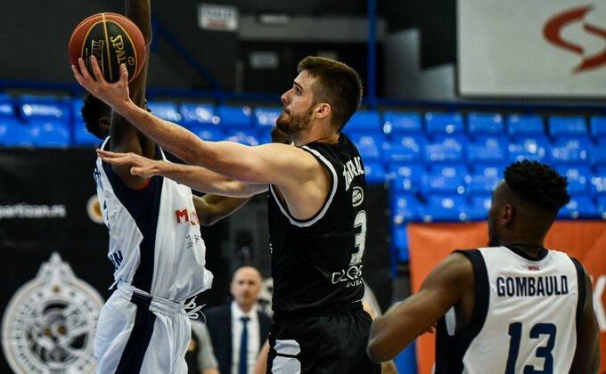 Jakovljević razočaran posle poraza od Partizana: ''Nedopustivo, neoprostivo!''