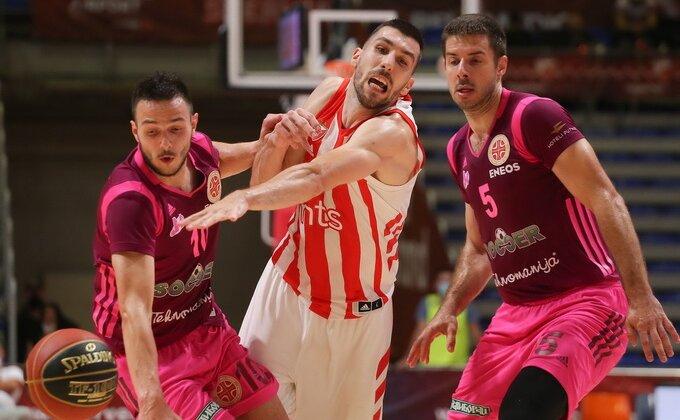 Ognjen Dobrić je MVP Košarkaške lige Srbije!