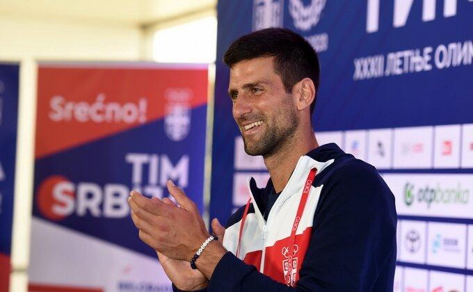 "Đoković pred US open: ""Da krunišem najbolju sezonu"""