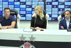 Stiglo objašnjenje iz Partizana, ovo je razlog zašto neće biti direktnog prenosa Stanojevićeve konferencije