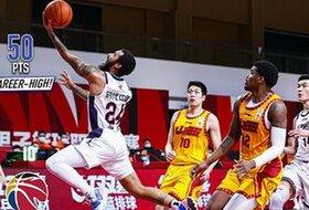 Nikad niste gledali novog Partizanovog pleja? Evo kako je Kinezima ubacivao po 50 poena i više!