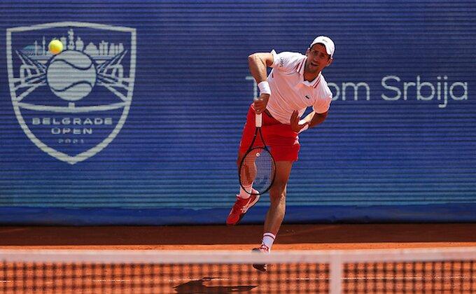 Nemac mučio Novaka, ali je Srbin u četvrtfinalu