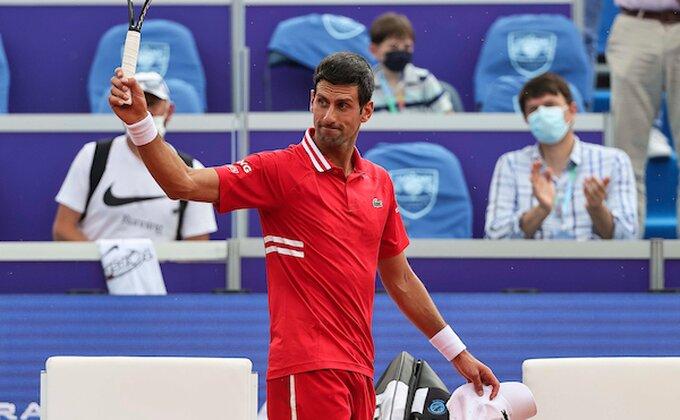 Veliko iznenađenje, Novak u finalu protiv 255. na ATP listi!