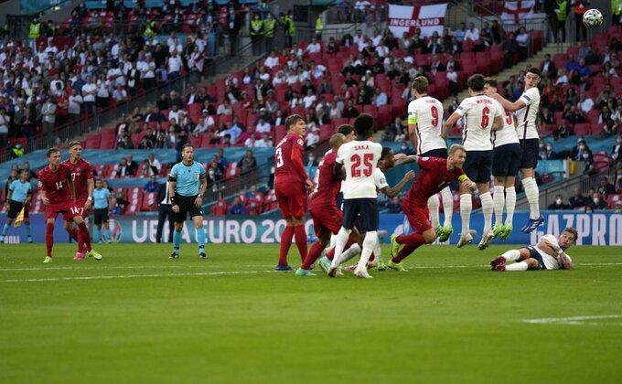 Prvi gol u mreži Engleza - Najlepši na EP!