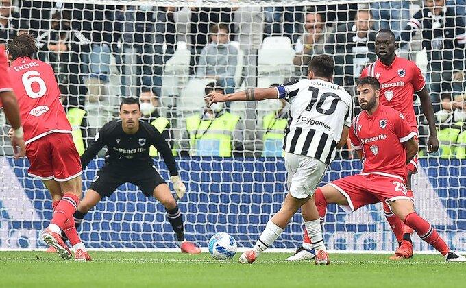 Dibala i Morata i dalje van ekipe