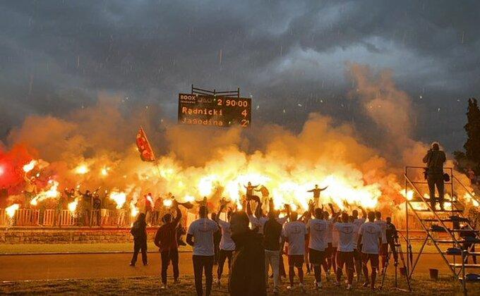 "Kako je grmelo u Kragujevcu, ""Đavoli"" zapalili grad!"