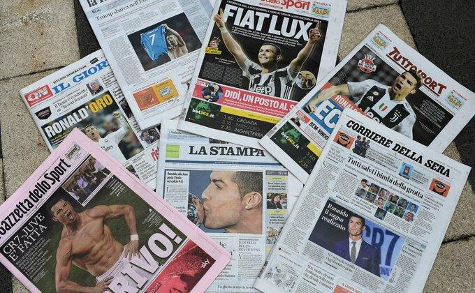 """Na današnji dan """"madridistima"""" se srušio svet za 117 miliona evra"""