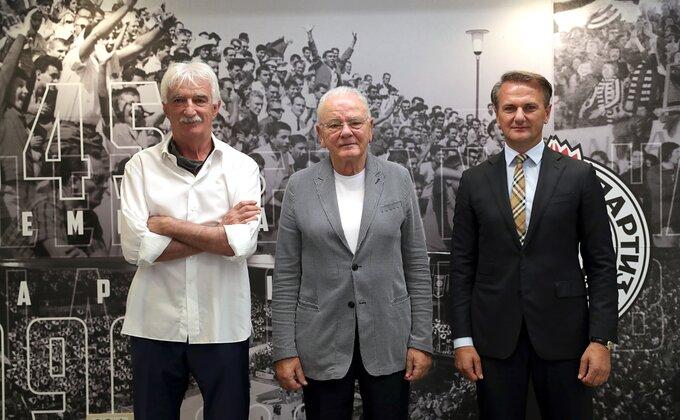 KK Partizan osnovao fondaciju za one koji su gradili istoriju