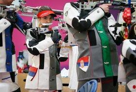 Srpski strelci u miksu vazdušnom puškom završili učešće u prvom delu kvalifikacija