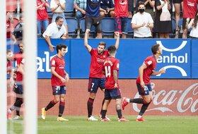 Brašancu asistencija, pa poništen gol u porazu Osasune od Valensije