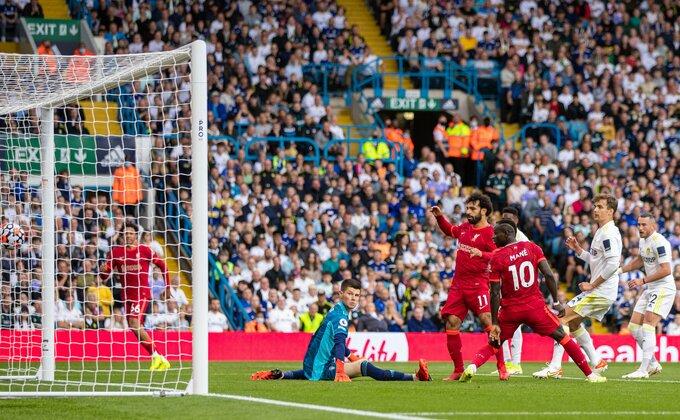 Salahov 100. gol u PL i teška povreda Eliota u rutinskoj pobedi Liverpula