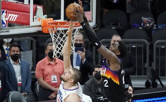 Čudo u Arizoni, Klipersi izgubili dobijeno, koš koji ide u anale NBA!